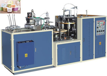 चीन High Efficiency Paper Bowl Making Machine Customized Speed 25 - 35 Cups Per Min वितरक